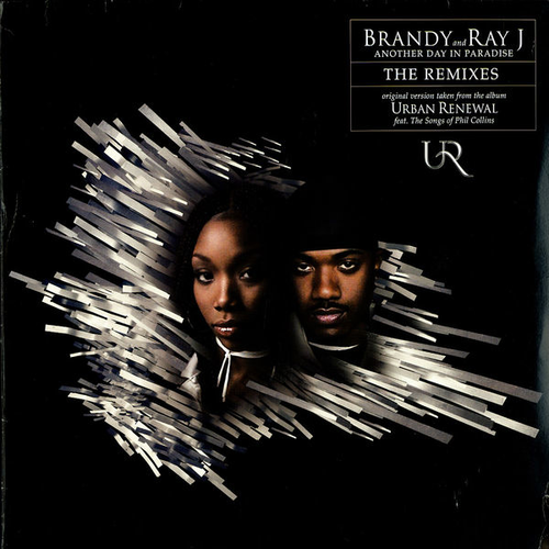Coverafbeelding Another Day In Paradise - Brandy And Ray J