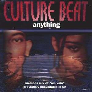 Coverafbeelding Anything - Culture Beat