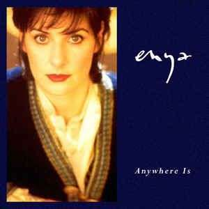 Coverafbeelding Anywhere Is - Enya