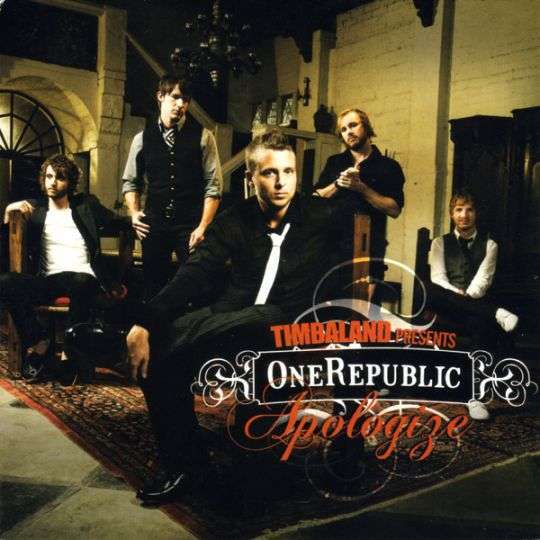 Coverafbeelding Apologize - Timbaland Presents Onerepublic