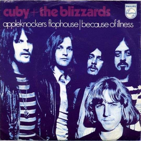 Coverafbeelding Appleknockers Flophouse - Cuby + The Blizzards