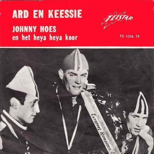 Coverafbeelding Ard En Keessie - Johnny Hoes En Het Heya Heya Koor