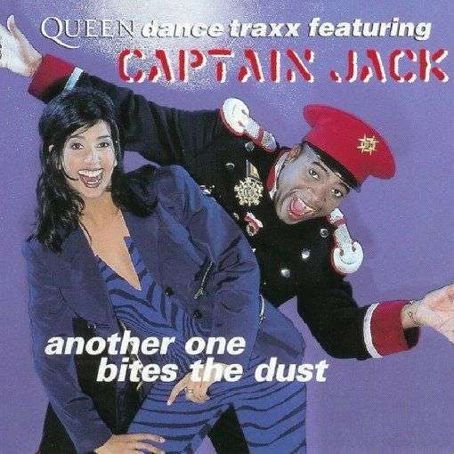 Coverafbeelding Another One Bites The Dust - Queen Dance Traxx Featuring Captain Jack
