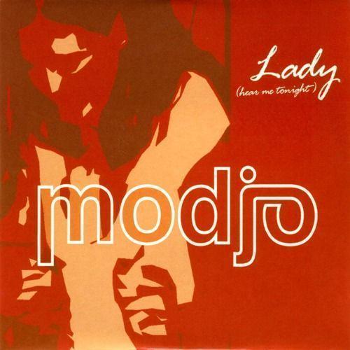 Coverafbeelding Lady (Hear Me Tonight) - Modjo