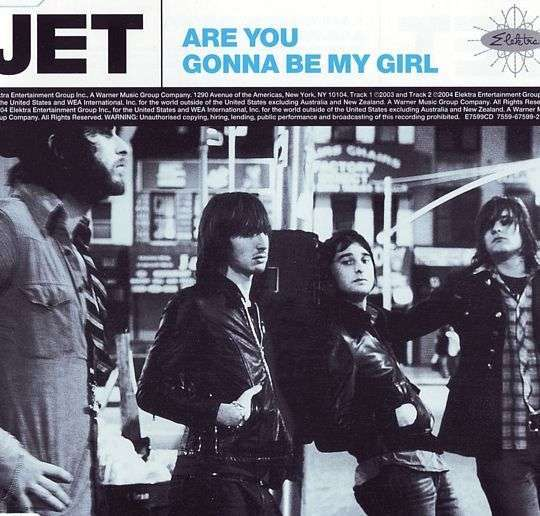 Coverafbeelding Jet - Are You Gonna Be My Girl