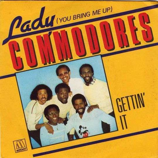 Coverafbeelding Lady (You Bring Me Up) - Commodores