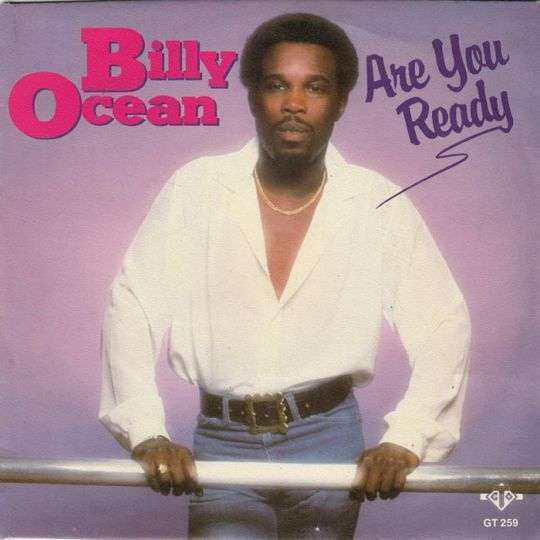 Coverafbeelding Billy Ocean - Are You Ready