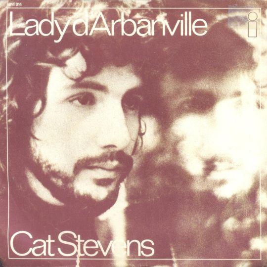 Coverafbeelding Lady D'arbanville - Cat Stevens