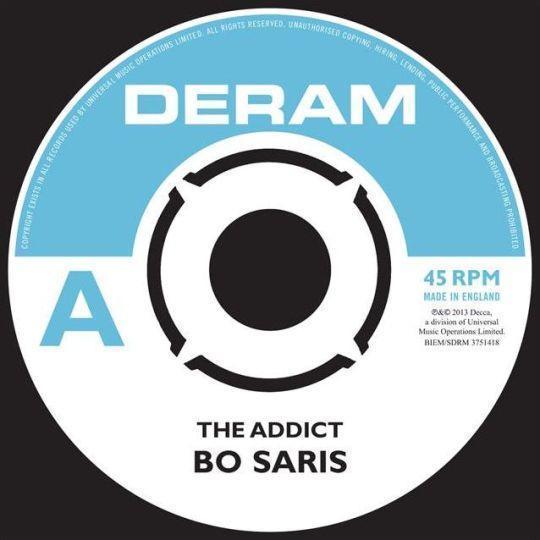 Coverafbeelding The Addict - Bo Saris
