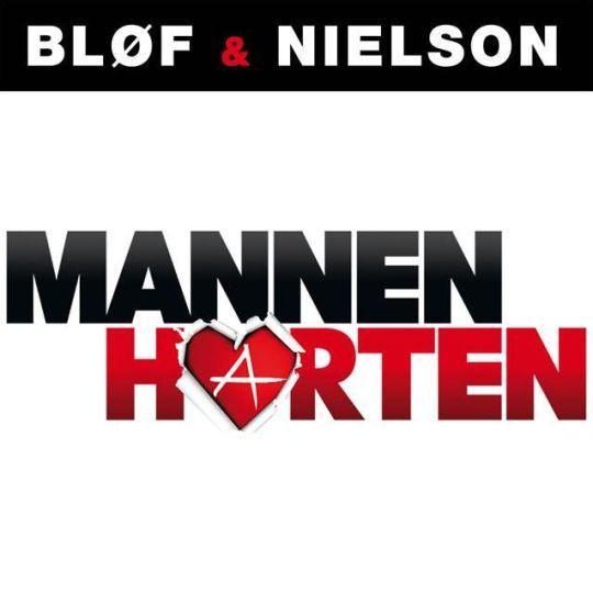 Coverafbeelding Mannenharten - Bløf & Nielson