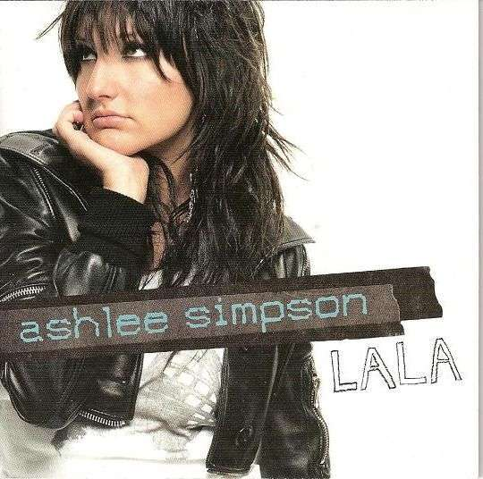 Coverafbeelding Lala - Ashlee Simpson