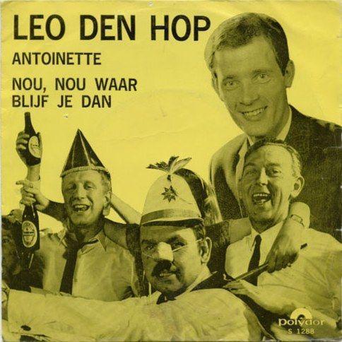 Coverafbeelding Antoinette - Leo Den Hop