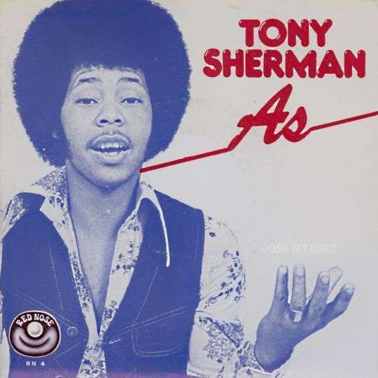 Coverafbeelding As - Tony Sherman