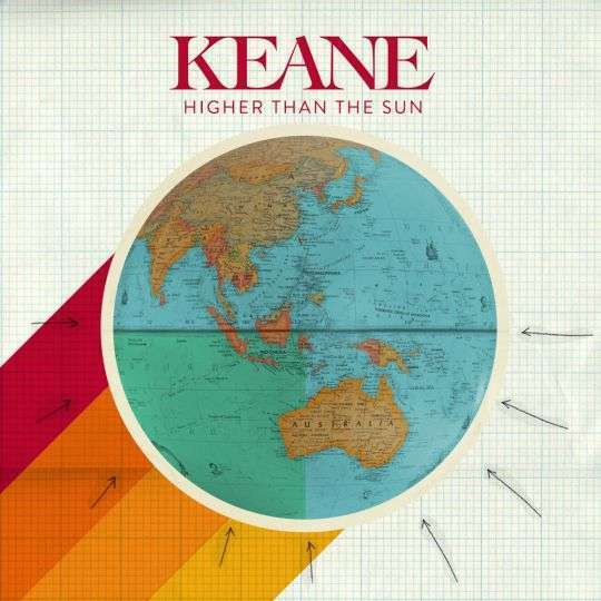 Coverafbeelding Higher Than The Sun - Keane