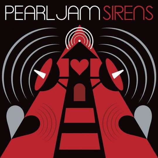 Coverafbeelding Sirens - Pearl Jam