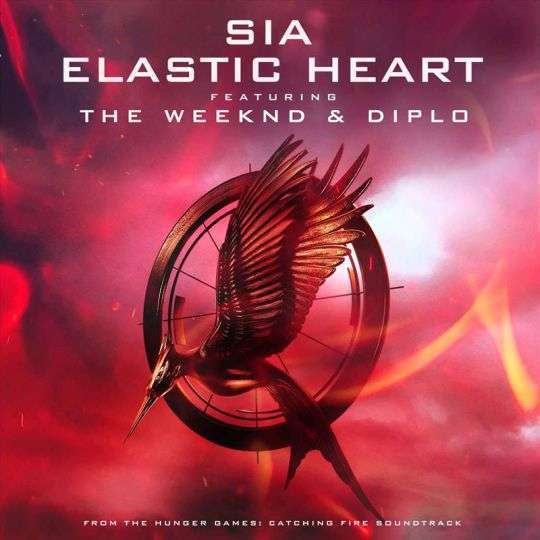 Coverafbeelding Elastic Heart - Sia Featuring The Weeknd & Diplo