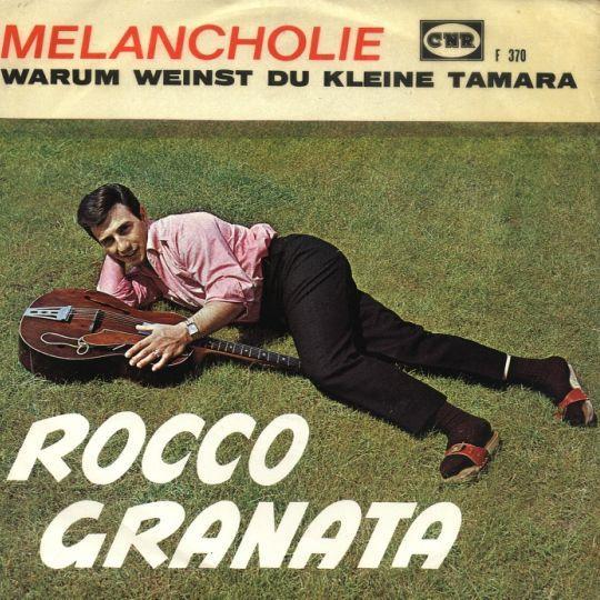 Coverafbeelding Melancholie - De Bambis / Rocco Granata / Peppino Di Capri