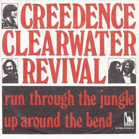 Coverafbeelding Up Around The Bend - Creedence Clearwater Revival