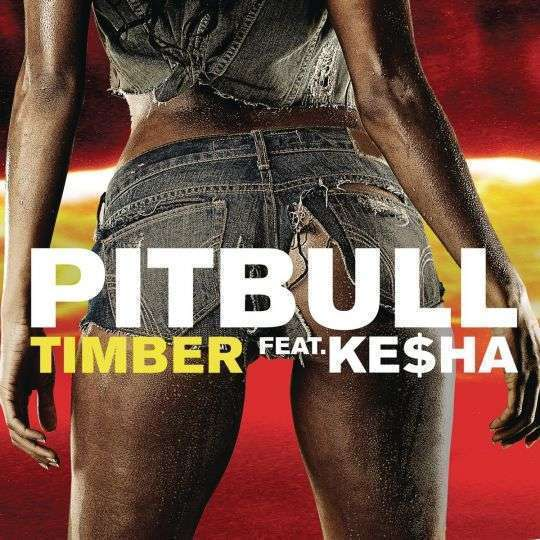 Coverafbeelding Timber - Pitbull Feat. Ke$ha