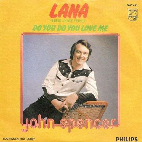 Coverafbeelding Lana - John Spencer
