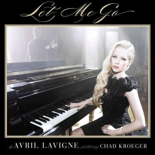 Coverafbeelding Let Me Go - Avril Lavigne Featuring Chad Kroeger