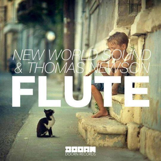 Coverafbeelding Flute - New World Sound & Thomas Newson