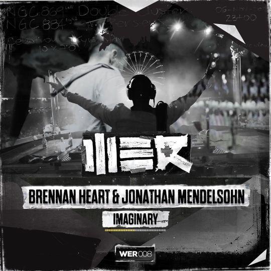 Coverafbeelding Imaginary - Brennan Heart & Jonathan Mendelsohn