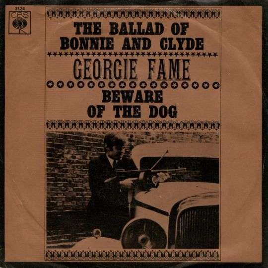 Coverafbeelding The Ballad Of Bonnie And Clyde - Georgie Fame