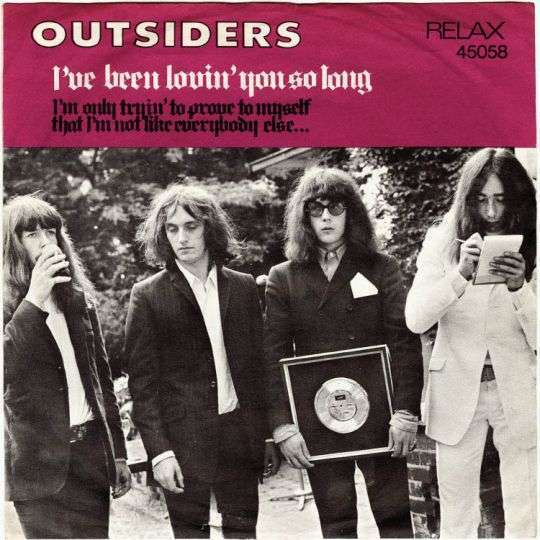 Coverafbeelding I've Been Lovin' You So Long - Outsiders