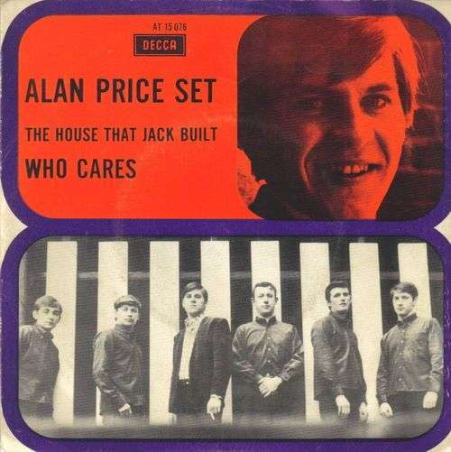 Coverafbeelding The House That Jack Built - Alan Price Set