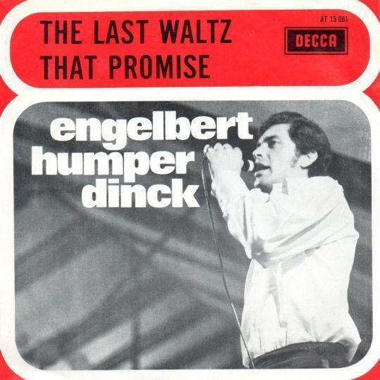 Coverafbeelding The Last Waltz - Engelbert Humperdinck