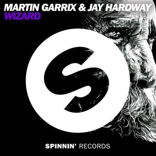 Coverafbeelding martin garrix & jay hardway - wizard