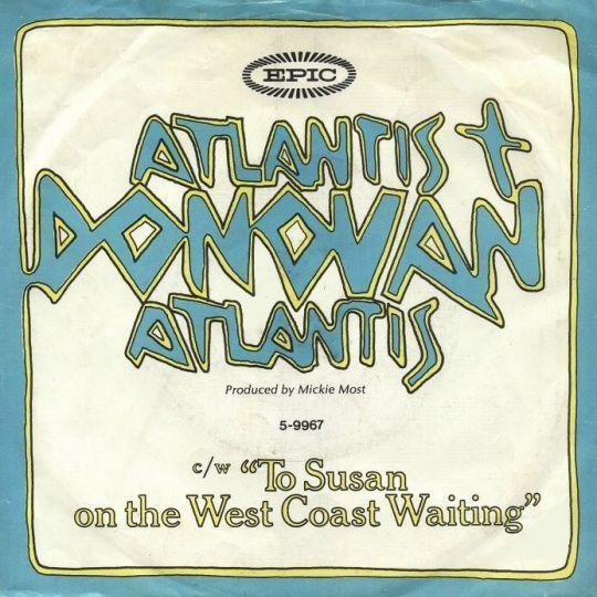 Coverafbeelding Atlantis - Donovan