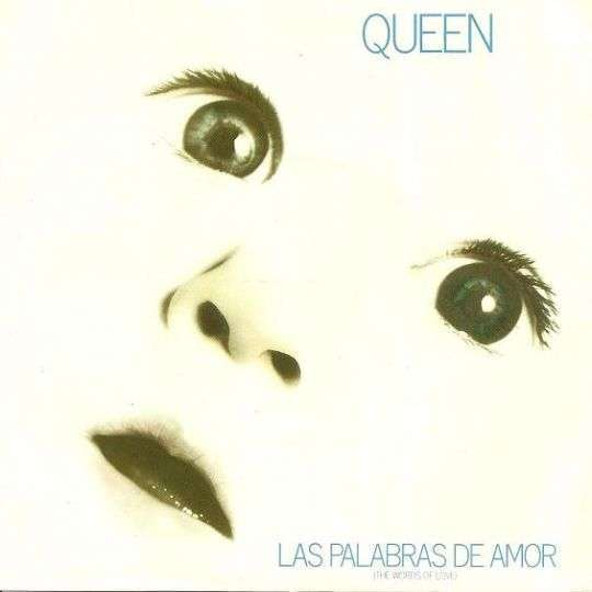 Coverafbeelding Queen - Las Palabras De Amor (The Words Of Love)