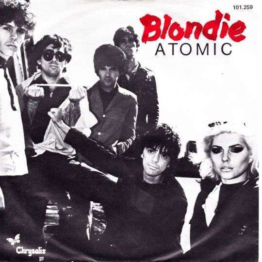 Coverafbeelding Atomic - Blondie