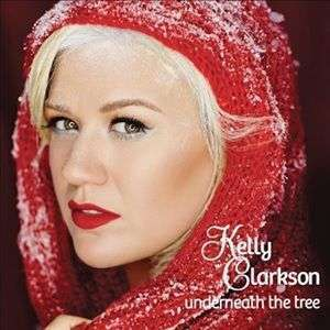 Coverafbeelding Underneath The Tree - Kelly Clarkson