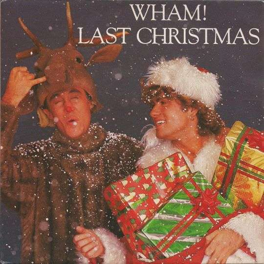 Coverafbeelding Last Christmas// Everything She Wants - Remix ((1984)) / Last Christmas ((1997)) - Wham! / George Michael & Andrew Ridgely