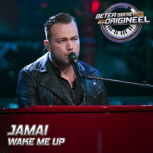 Coverafbeelding Wake Me Up - Jamai