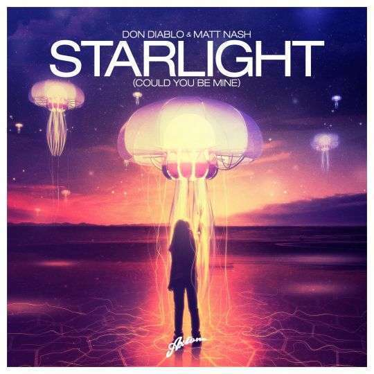 Coverafbeelding Starlight (Could You Be Mine) - Don Diablo & Matt Nash