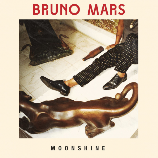 Coverafbeelding Moonshine - Bruno Mars