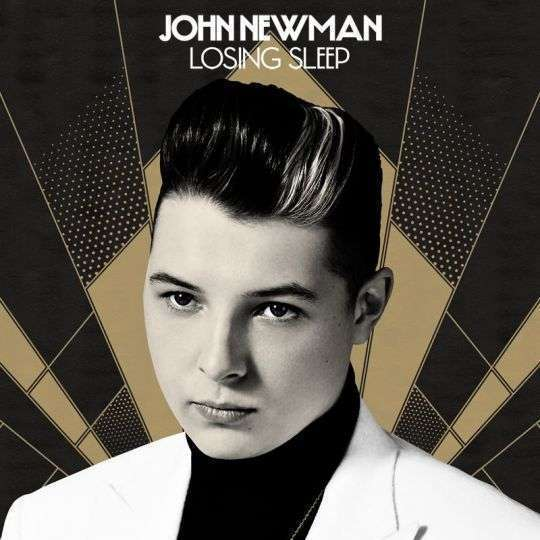 Coverafbeelding Losing Sleep - John Newman