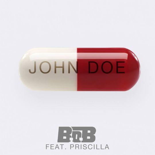 Coverafbeelding b.o.b feat. priscilla - john doe