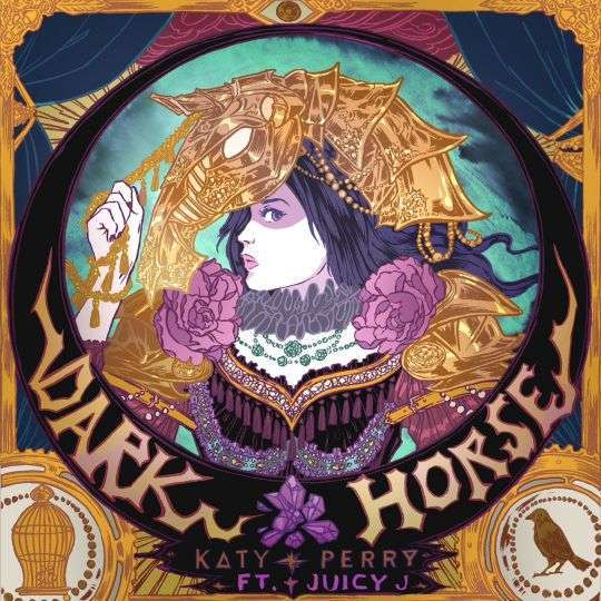 Coverafbeelding Dark Horse - Katy Perry Ft. Juicy J