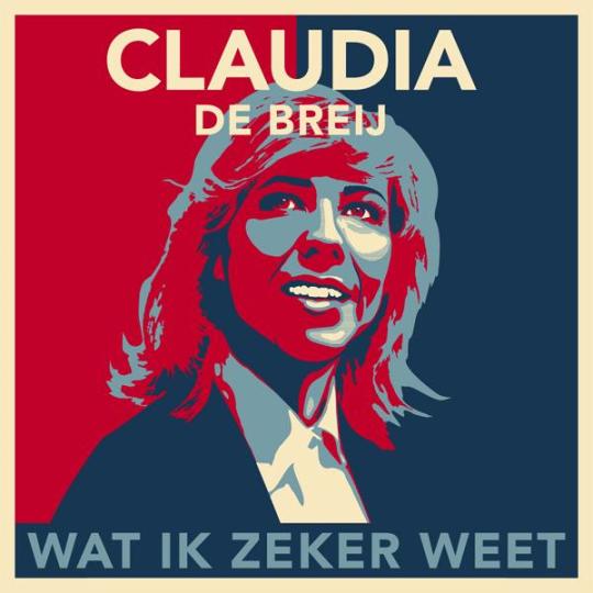 Coverafbeelding Mag Ik Dan Bij Jou - Claudia De Breij