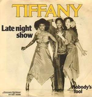 Coverafbeelding Late Night Show - Tiffany ((Nld))
