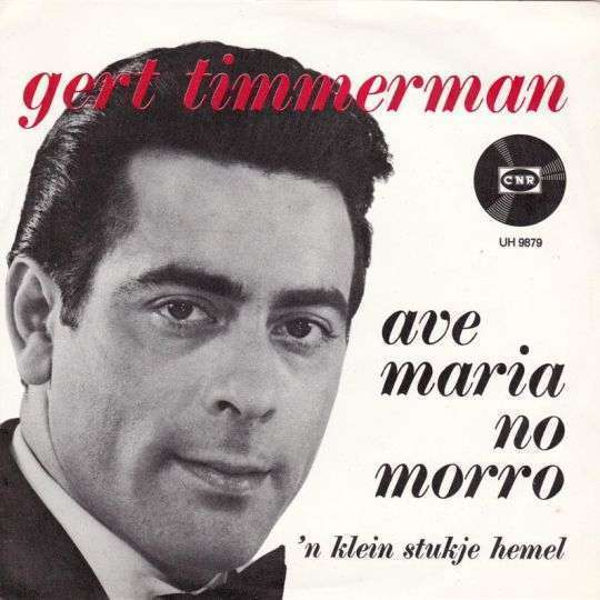 Coverafbeelding Ave Maria No Morro - Gert Timmerman