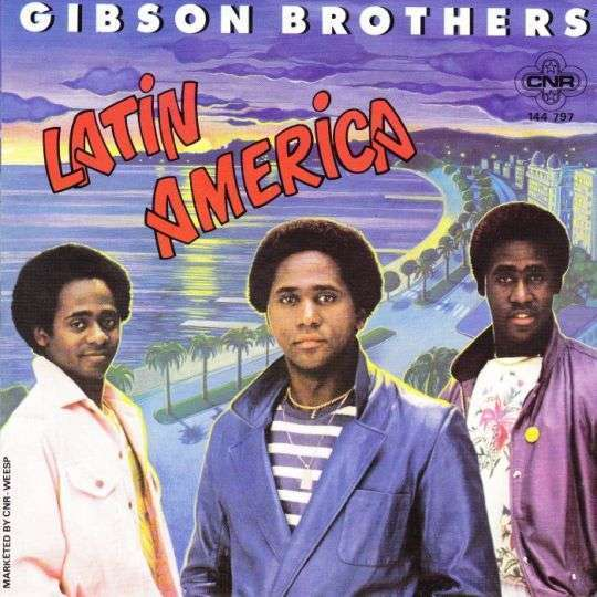 Coverafbeelding Latin America - Gibson Brothers