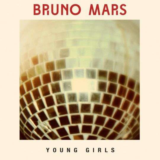 Coverafbeelding Young Girls - Bruno Mars
