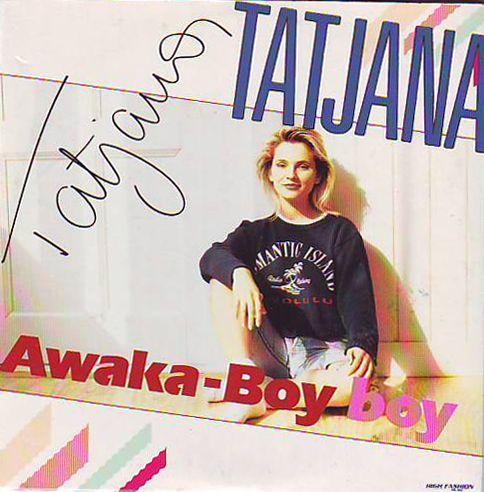 Coverafbeelding Awaka-boy Boy - Tatjana