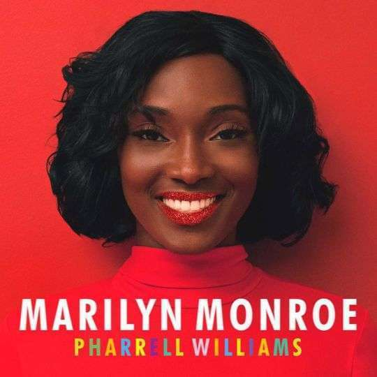 Coverafbeelding Pharrell Williams - Marilyn Monroe